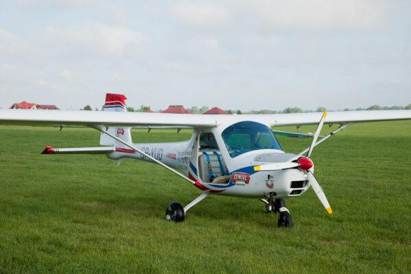 Samolot do zdjęć